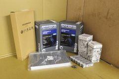 Full service kit VW Golf MK4 2.8 V6 4motion / Bora V6 Genuine VW parts and oil