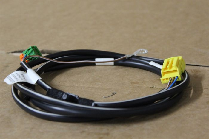 VW Crafter 2006-16 Side Airbag Wiring harness 2E0971106E New Genuine on wire cap, wire nut, wire sleeve, wire connector, wire holder, wire antenna, wire ball, wire clothing, wire lamp, wire leads,